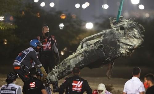 Директор Формулы-1: «Грожан выжил благодаря Halo»
