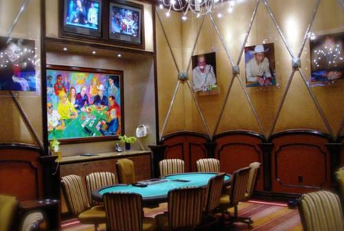 У казино Bellagio перейменували легендарний покер-рум