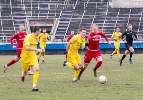 Прикарпатье — Горняк-Спорт — 1:2. Видео голов и обзор матча
