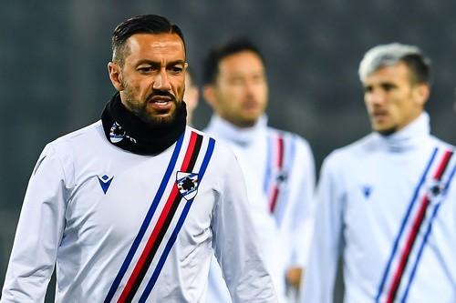 37-летний Квальярелла снова забил. Сампдория сыграла вничью с Торино