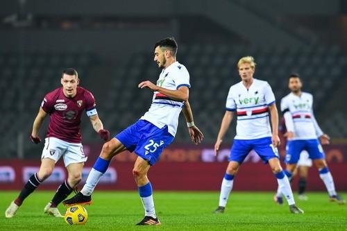 Торино — Сампдория — 2:2. Видео голов и обзор матча