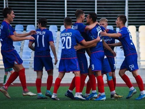 Николаев – Кристалл – 6:0. Видео голов и обзор матча