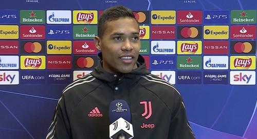 Алекс САНДРО: «Динамо приедет в Турин, чтобы хорошо сыграть»