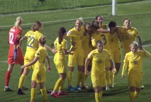 За два кроки від Євро-2022! Жіноча збірна України обіграла Чорногорію