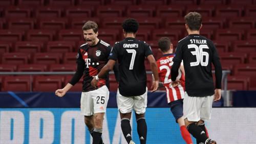 Атлетико упустил победу над Баварией и не смог досрочно выйти в плей-офф ЛЧ