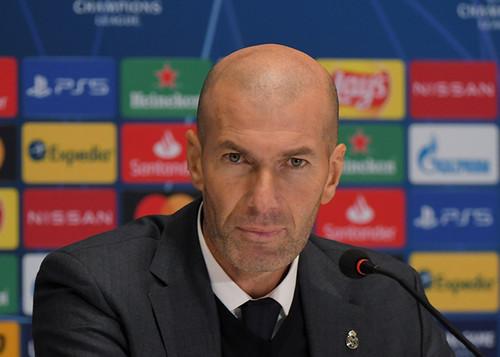 Зинедин ЗИДАН: «Реал не заслуживал поражения от Шахтера»