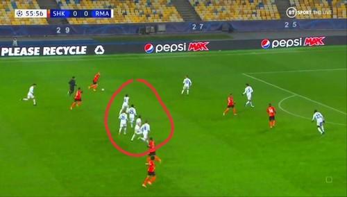 ФОТО. Захисні дії гравців Реала проти Шахтаря стали мемом