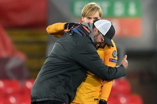 Юрген КЛОПП: «Это был лучший матч Ливерпуля в этой Лиге чемпионов»