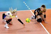 Двойной успех итальянских волейболисток в группе А Лиги чемпионов