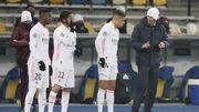 Игроки Реала после поражения от Шахтера провели встречу без Зидана