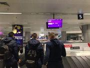 Динамо повернулося до Києва з Італії