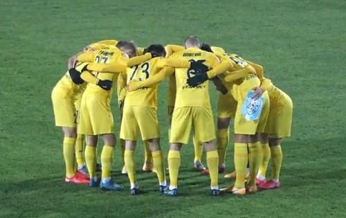 В беззаботном стиле. Александрия уверенно обыграла Минай в Кубке Украины