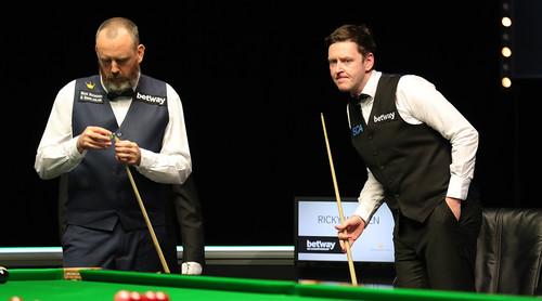 UK Championship: Бинэм, Магуайр и Уильямс прекратили борьбу