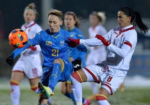 Украина – Черногория – 2:1. Видео голов и обзор матча