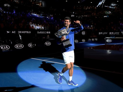 Australian Open перенесут на февраль