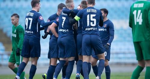 ВПК-Агро - Дніпро-1 - 0:5. Відео голів та огляд матчу