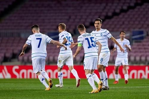 Ювентус – Динамо – 3:0. Видео голов и обзор матча