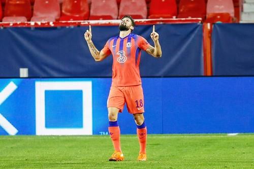 Севилья – Челси – 0:4. Бенефис Жиру. Видео голов и обзор матча