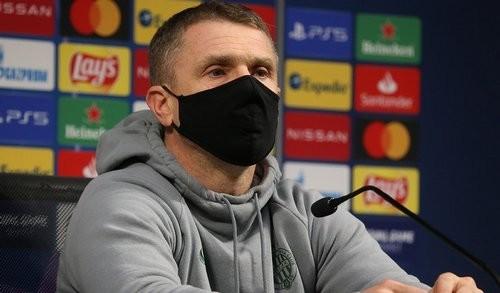 Сергей РЕБРОВ: «Матч с Барселоной дал нам важный опыт перед игрой с Динамо»