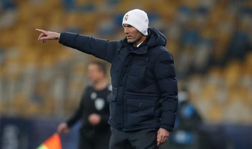 Реал может уволить Зидана уже на следующей неделе