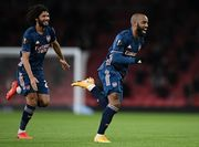 Ліга Європи. Арсенал здобув п'яту перемогу поспіль