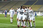 Заря - четвертый украинский клуб, выигравший у англичан в еврокубках