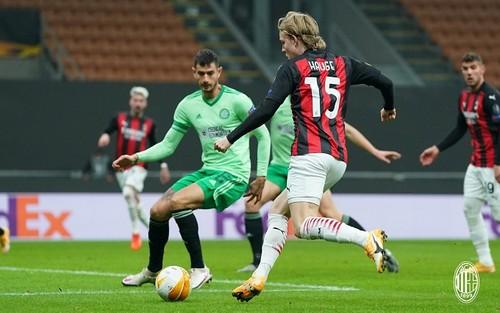 Лига Европы. Милан совершил камбэк в матче с Селтиком и вышел в плей-офф
