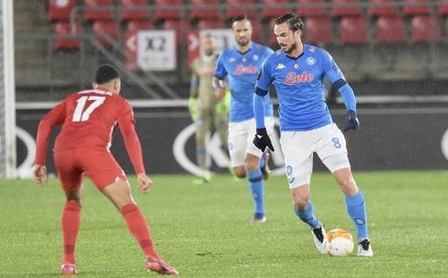 Лига Европы. АЗ Алкмаар снова отобрал очки у Наполи