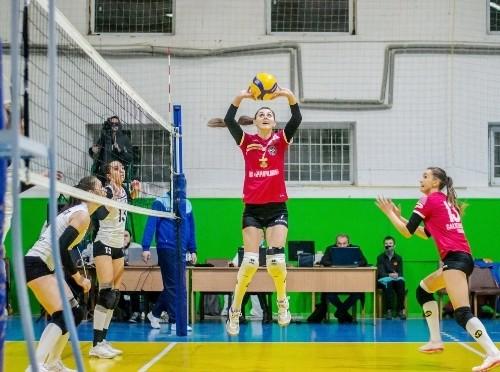 СК Прометей выиграл восьмой матч подряд
