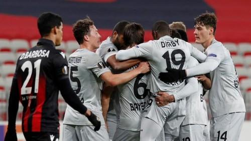 Ницца – Байер – 2:3. Драгович забивает в Франции. Видео голов и обзор матча
