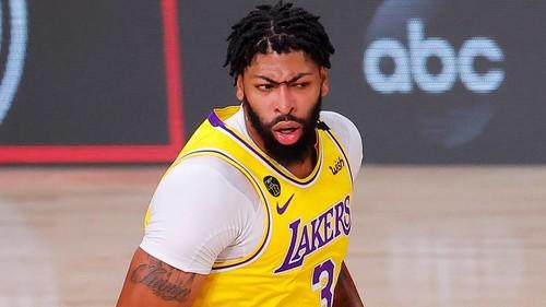 Энтони Дэвис согласовал новый контракт с Лос-Анлжелес Лейкерс
