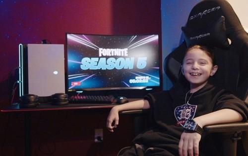 Киберспортивный клуб подписал контракт с 8-летним игроком в Fortnite