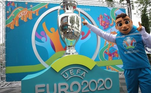 Стало відомо, які телеканали будуть показувати матчі Євро-2020 в Україні