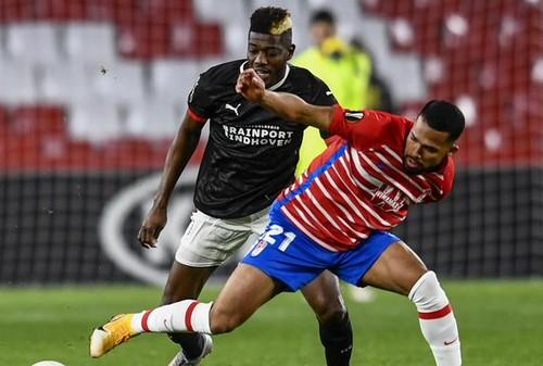 Гранада – ПСВ Ейндховен – 0:1. Відео голу і огляд матчу
