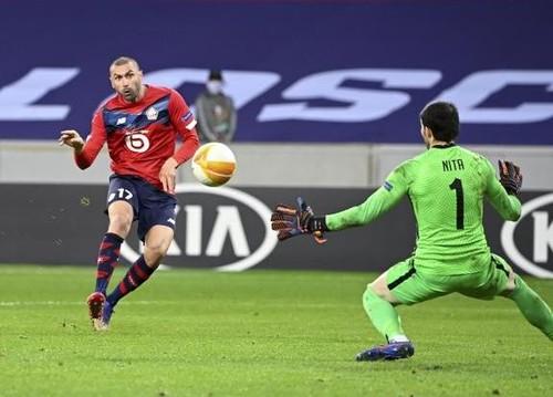 Лилль – Спарта Прага – 2:1. Видео голов и обзор матча