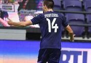 Михайличенко провел полный матч за Андерлехт в чемпионате Бельгии