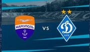 Мариуполь - Динамо - 1:2. Видео голов и обзор матча