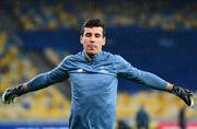 Руслан Нещерет стал 4-м и самым молодым вратарем Динамо, удалявшимся в УПЛ