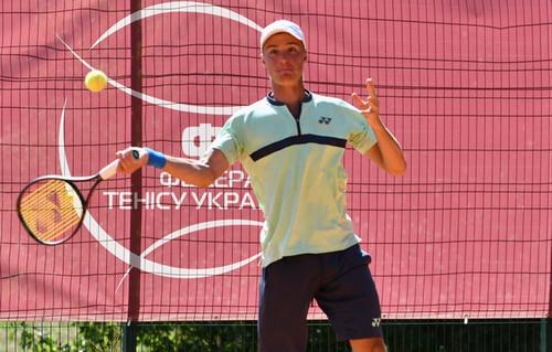 Олексій Крутих не зміг вийти до фіналу турніру ITF в Єгипті
