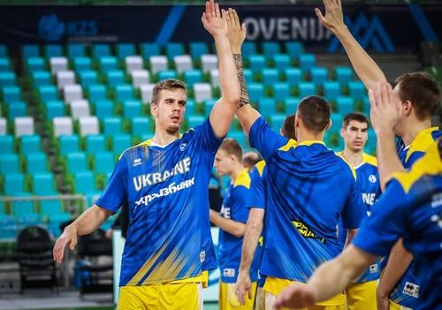 Украина примет матчи группы отбора на Евробаскет
