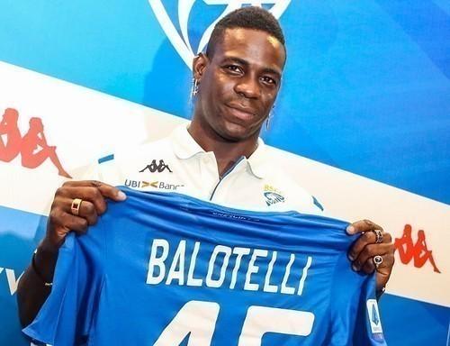 Балотелли подпишет контракт с клубом из Серии В