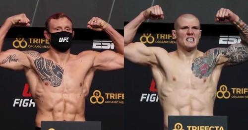 UFC: Джек Херманссон – Марвин Веттори. Смотреть онлайн. LIVE трансляция
