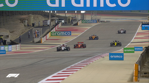 Формула-1. Гран-при Сахира. Текстовая трансляция