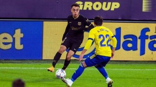 Кадис – Барселона – 2:1. Сенсационный андердог. Видео голов и обзор матча