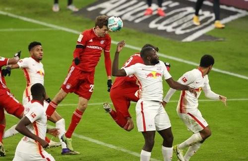 Бавария – РБ Лейпциг – 3:3. Видео голов и обзор матча