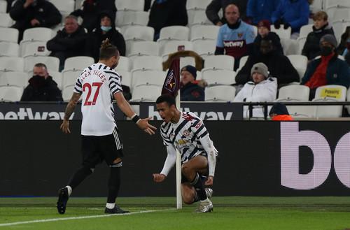 Вест Хэм - Манчестер Юнайтед - 1:3. Видео голов и обзор матча