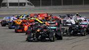 Хаос на Гран-при Сахира! Серхио Перес выиграл гонку, провал Мерседеса