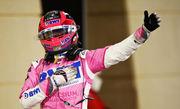 Общий зачет Ф-1: успех Переса, битва за топ-3 Кубка конструкторов
