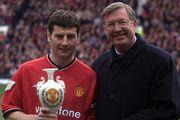 Деніс Ірвін: забутий герой Манчестер Юнайтед, який грає роль другого плану