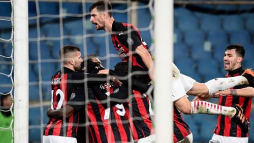 Без Ибрагимовича. Милан переиграл Сампдорию и упрочил лидерство